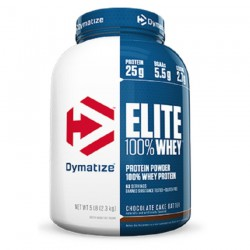 Elite Whey Protein Isolate Dymatize
