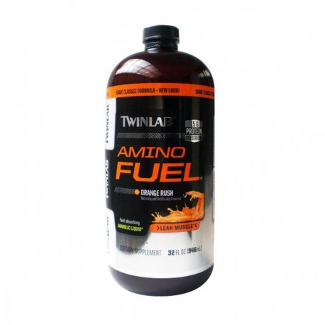 Twinlab Amino Liquid Fuel 32 oz Concentrate