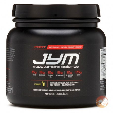 JYM Post JYM active matrix natural 30 serving