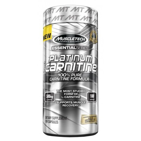Muscletech Platinum Carnitine