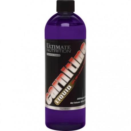Ultimate Nutrition L carnitine liquid ( 2000 mg / 30 ml) 12 oz