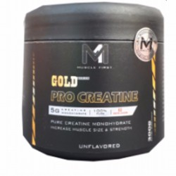 Muscle First Pro Gold Creatine