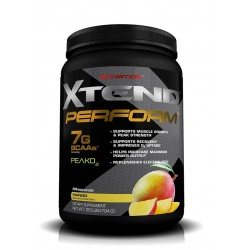 Scivation xtend BCAA powder perform performance bcaa 44 serving