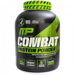 Combat 100% Whey 5 lb MusclePharm (MP)