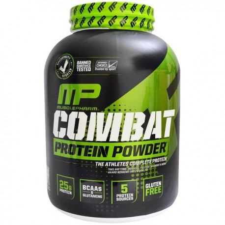 Combat Whey MusclePharm (MP)