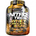 Muscletech Nitrotech Whey Gold Isolate 4 Lbs