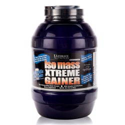 Iso Mass Xtreme Gainer Ultimate Nutrition