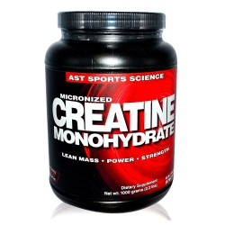 Creatine Monohydrate AST
